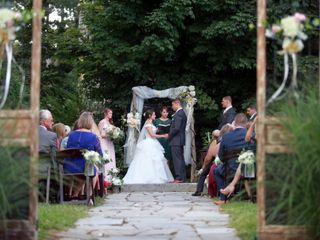 Isaac and Emily's Wedding in Asheville, North Carolina 3