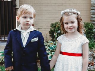 The wedding of Christy and David 2