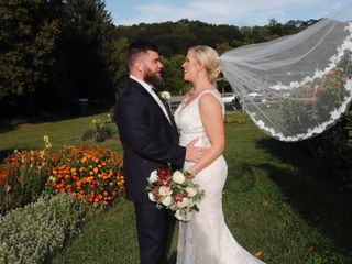 The wedding of Christy and David 3