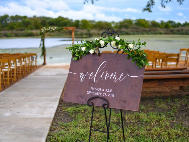 Trevor and Julie's Wedding in Temple, Texas 3