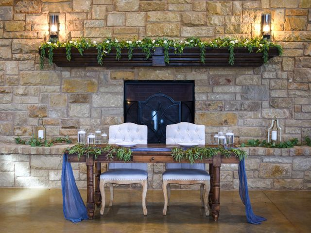 Trevor and Julie's Wedding in Temple, Texas 5