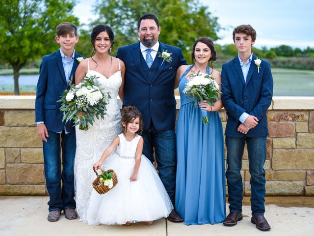 Trevor and Julie's Wedding in Temple, Texas 7