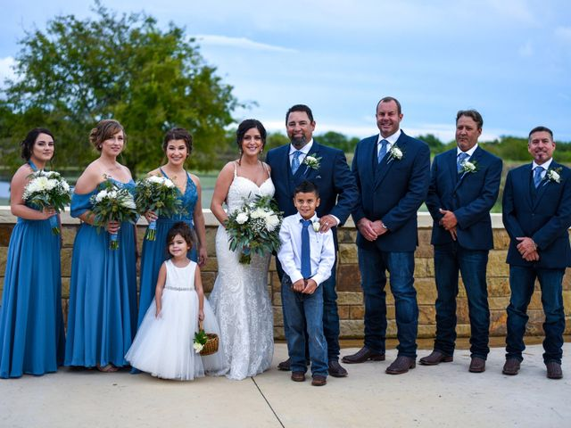 Trevor and Julie's Wedding in Temple, Texas 8
