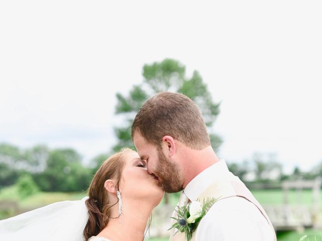 Levi and Melissa's Wedding in Veedersburg, Indiana 1