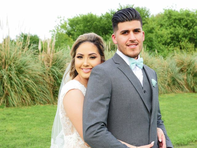 The wedding of Luis and Andrea