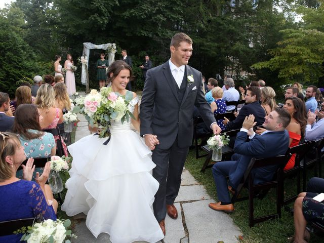Isaac and Emily's Wedding in Asheville, North Carolina 1