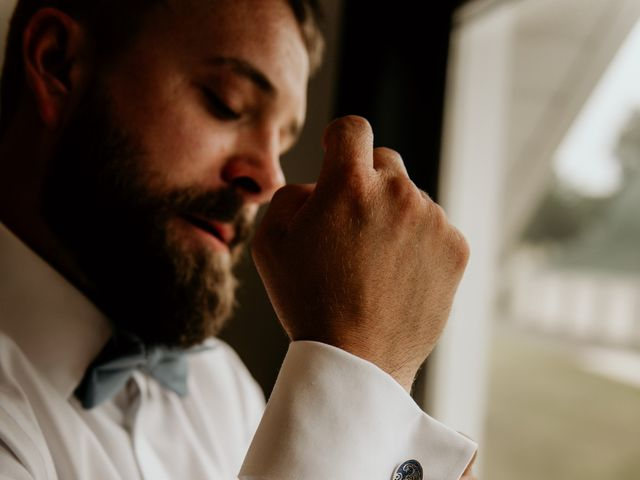 Kristopher and Rebecca's Wedding in Friendsville, Tennessee 4