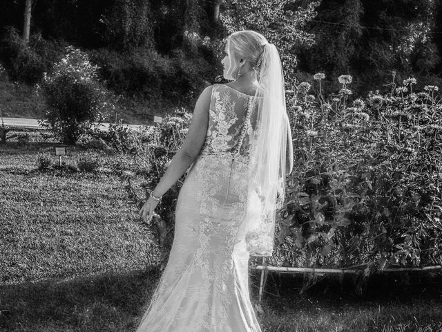 David and Christy's Wedding in Pittsburgh, Pennsylvania 5