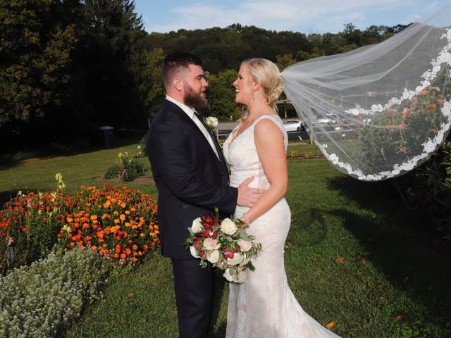 David and Christy's Wedding in Pittsburgh, Pennsylvania 13