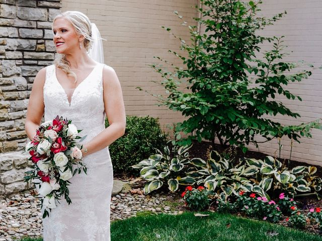 David and Christy's Wedding in Pittsburgh, Pennsylvania 14