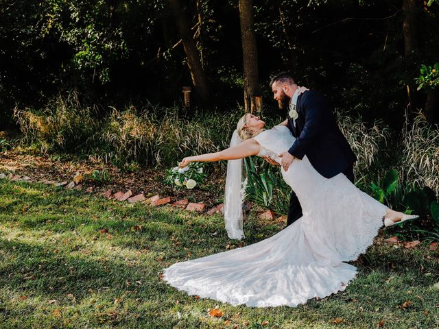 David and Christy's Wedding in Pittsburgh, Pennsylvania 16