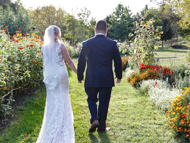 David and Christy's Wedding in Pittsburgh, Pennsylvania 20