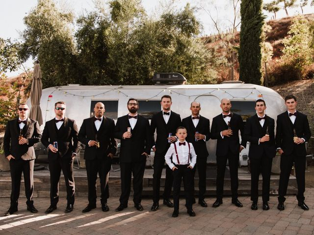 Dave and Angelica's Wedding in Temecula, California 21