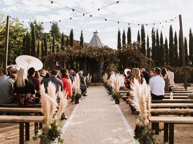 Dave and Angelica's Wedding in Temecula, California 32