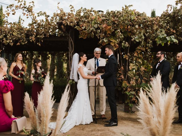 Dave and Angelica's Wedding in Temecula, California 37