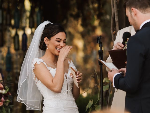 Dave and Angelica's Wedding in Temecula, California 42