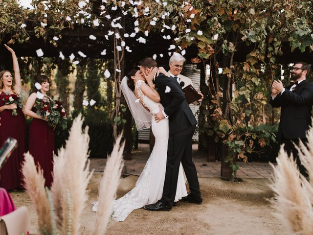 Dave and Angelica's Wedding in Temecula, California 45