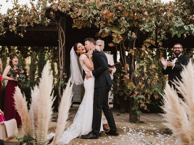 Dave and Angelica's Wedding in Temecula, California 46