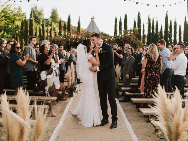 Dave and Angelica's Wedding in Temecula, California 49
