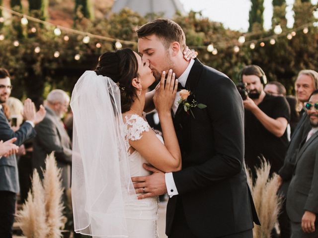 Dave and Angelica's Wedding in Temecula, California 50