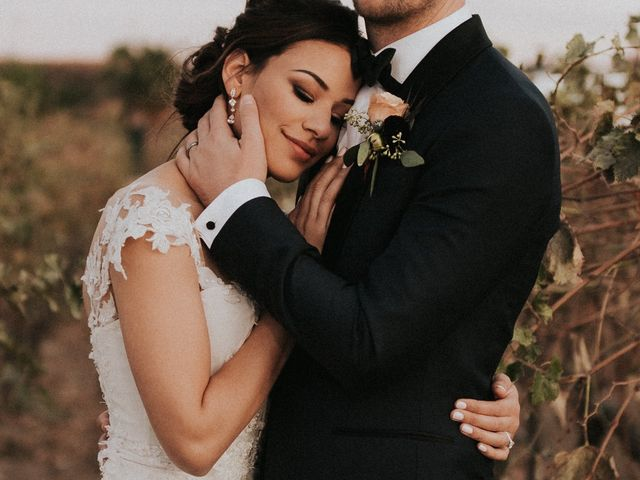 Dave and Angelica's Wedding in Temecula, California 55