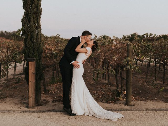 Dave and Angelica's Wedding in Temecula, California 56