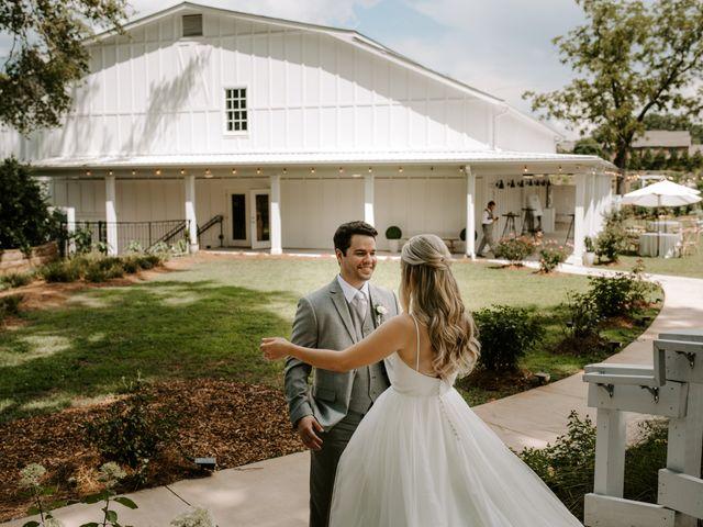 Jessica and Patrick's Wedding in Alpharetta, Georgia 13