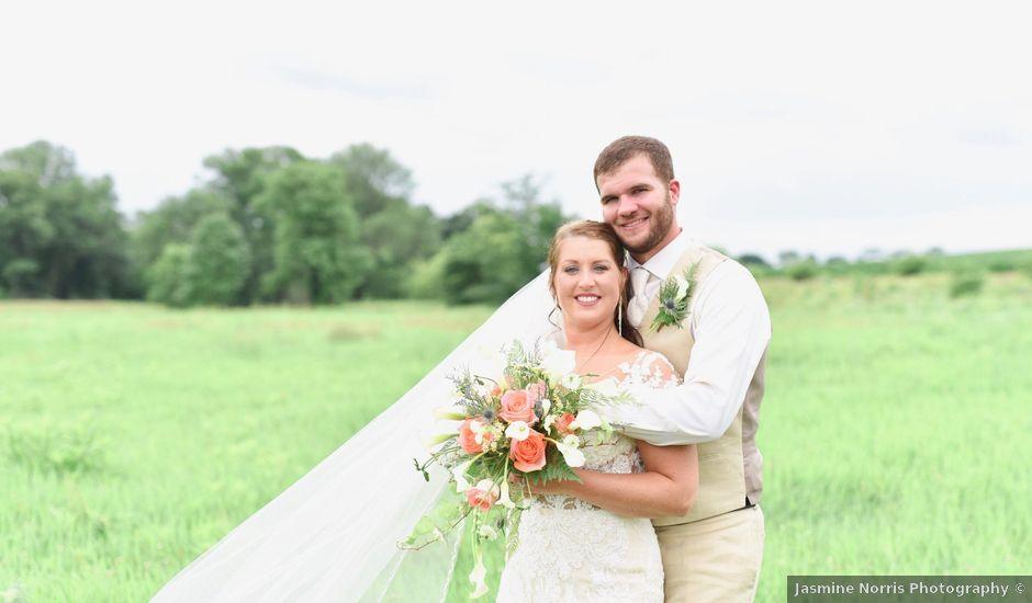 Levi and Melissa's Wedding in Veedersburg, Indiana