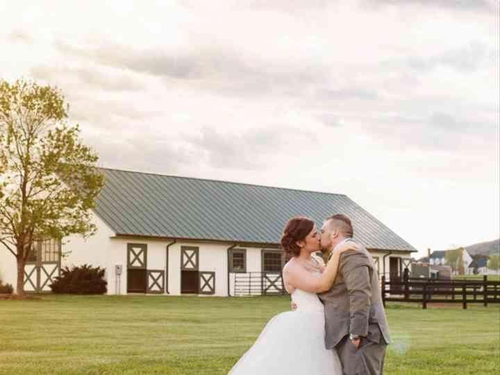 The wedding of Zach and Liz