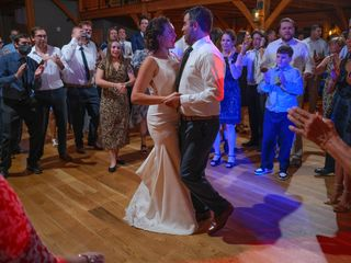 The wedding of Alicyn and Brian 1
