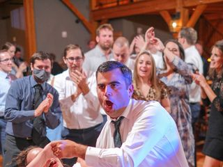 The wedding of Alicyn and Brian 2