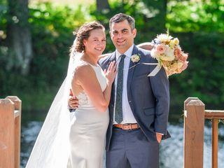 The wedding of Alicyn and Brian