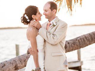 The wedding of Steve and Anastasia