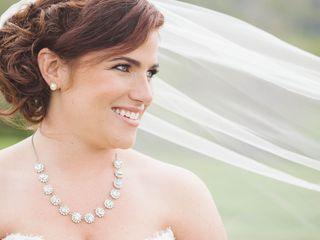 Liz and Zach's Wedding in Charlottesville, Virginia 3