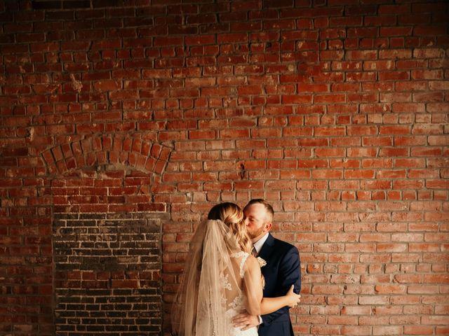 Carli and Creighton's Wedding in Bartlesville, Oklahoma 1