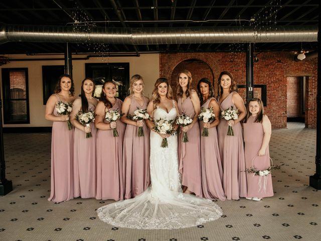 Carli and Creighton's Wedding in Bartlesville, Oklahoma 12
