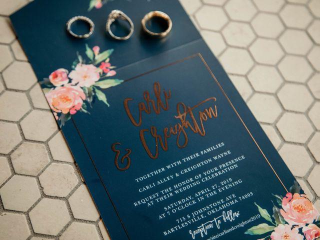 Carli and Creighton's Wedding in Bartlesville, Oklahoma 14