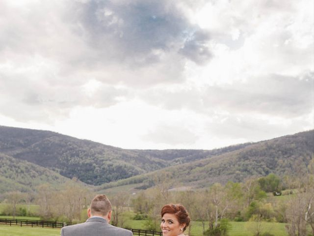 Liz and Zach's Wedding in Charlottesville, Virginia 18