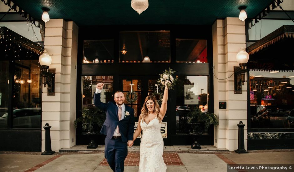 Carli and Creighton's Wedding in Bartlesville, Oklahoma