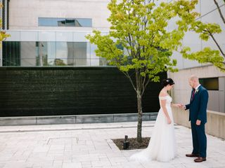 Trevor and Beth's Wedding in Grand Rapids, Michigan 16