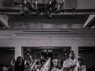 The wedding of Cierra and Lamar 2