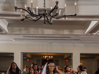 The wedding of Cierra and Lamar 3