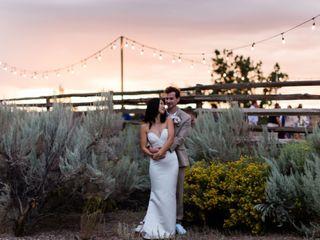 The wedding of Iris and Andrew 2