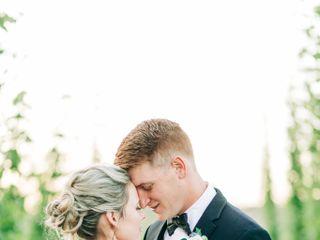The wedding of Ben and Julia 2