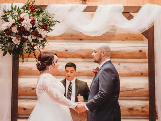 The wedding of Jamie and Alexx 2