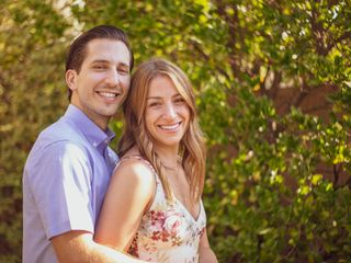 The wedding of shanna and Stephen