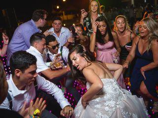 The wedding of Claudia and Zeke 2