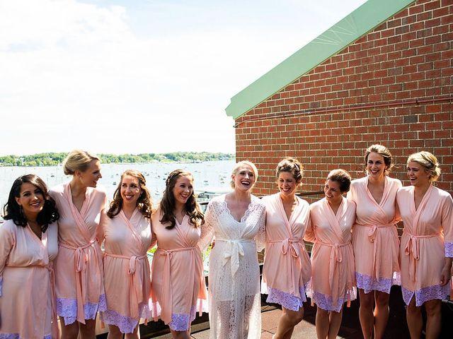 Matt and Heather's Wedding in Newport, Rhode Island 7
