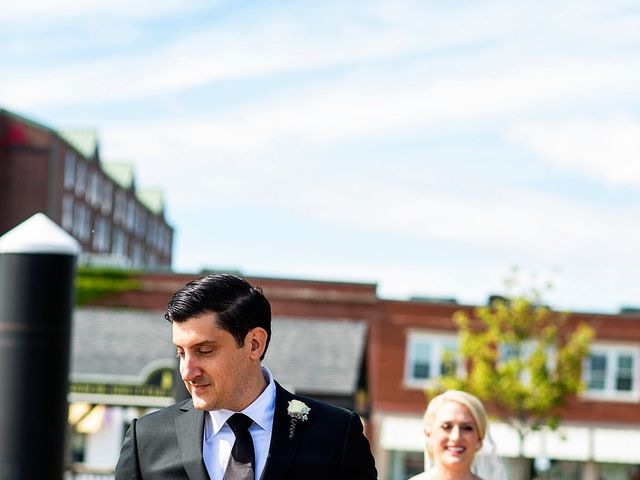 Matt and Heather's Wedding in Newport, Rhode Island 11
