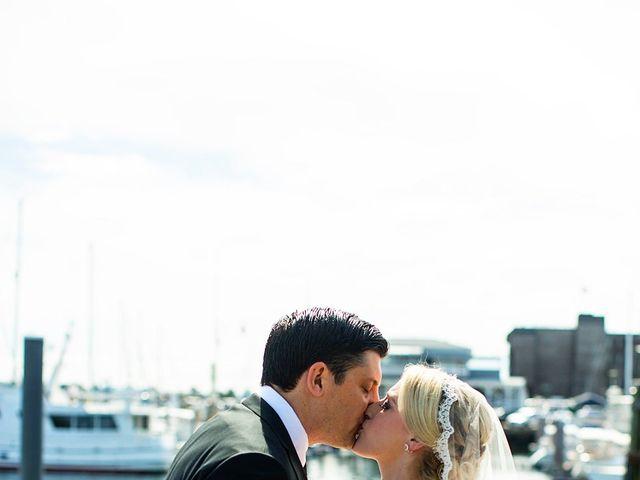 Matt and Heather's Wedding in Newport, Rhode Island 12